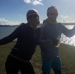 Marathon Training Update